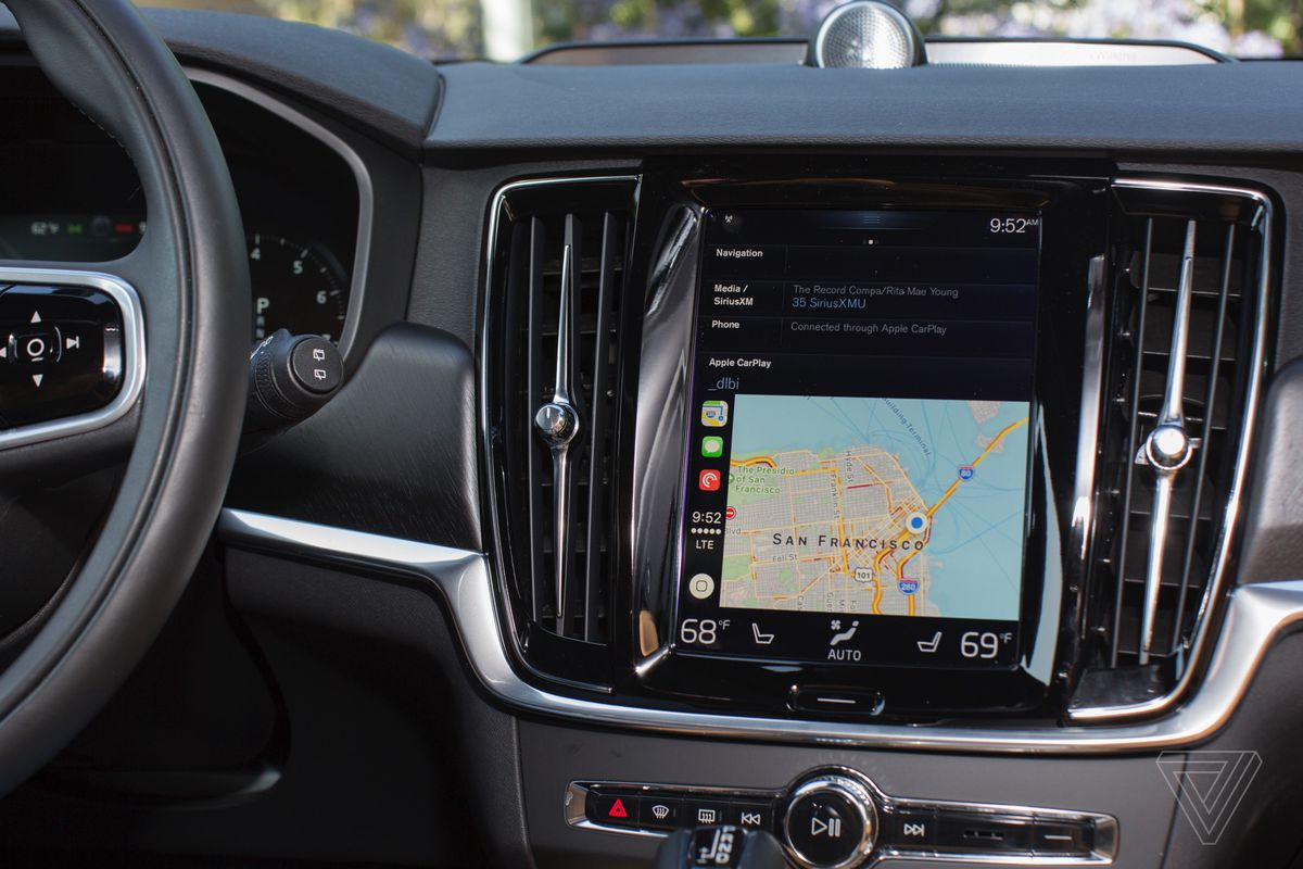 Siriusxm Radio Gets Carplay Support In Latest Update The Verge