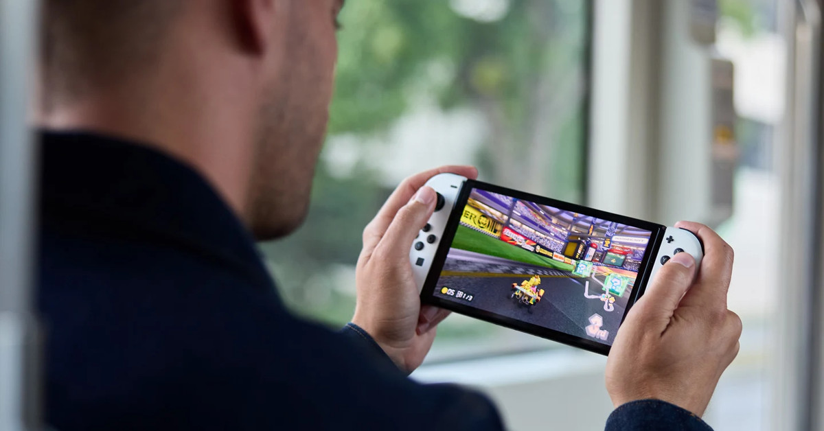 Nintendo confirms no new CPU or increased RAM in the OLED Switch