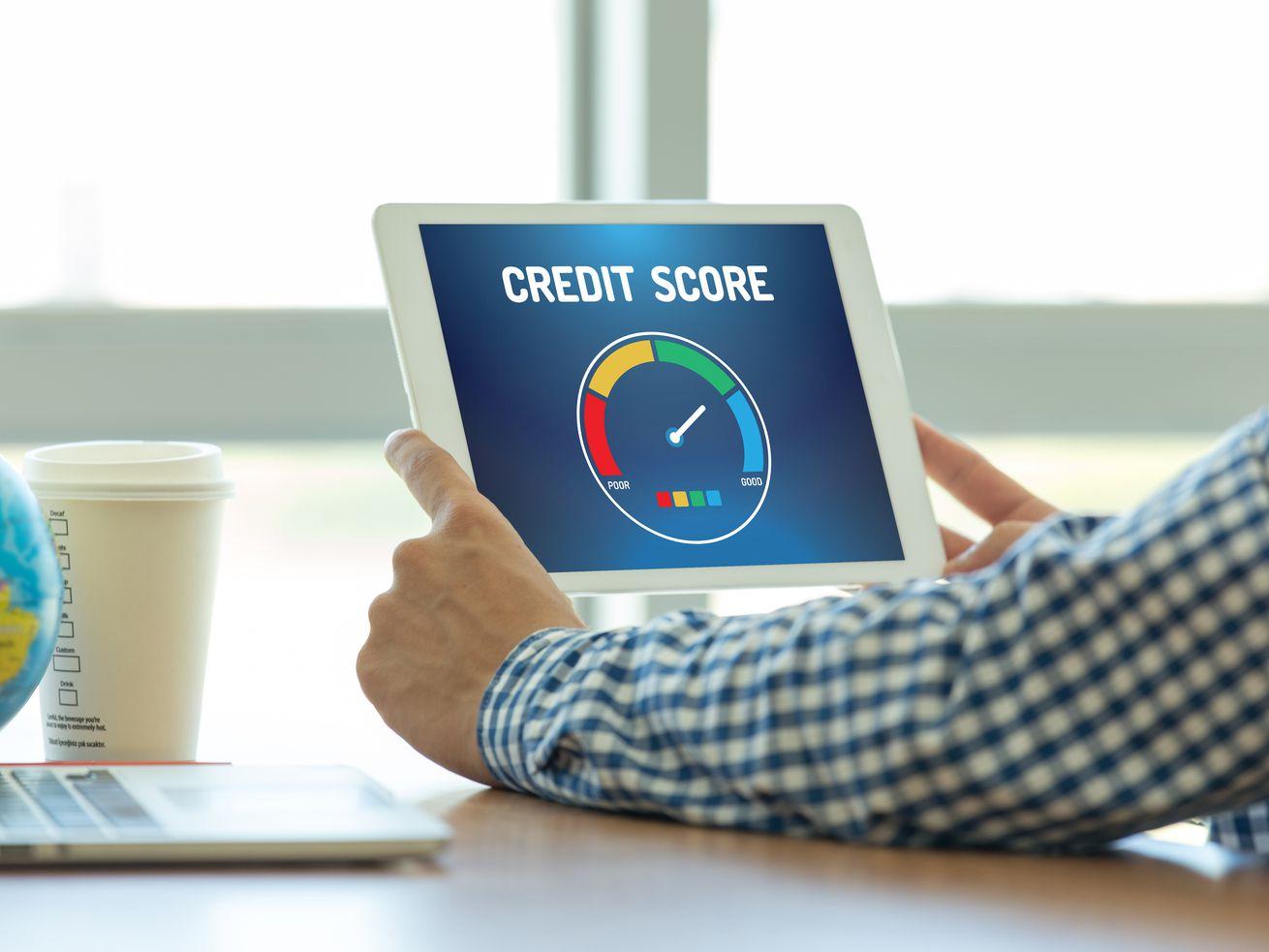 Average FICO credit score hits new high