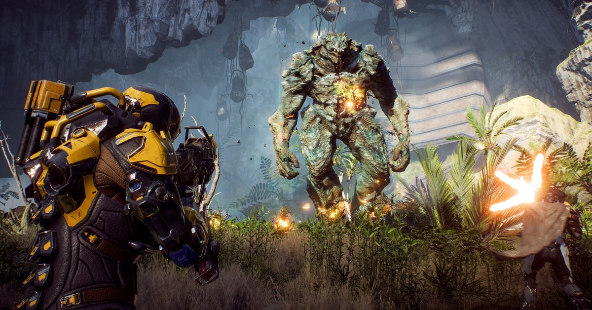 Anthem Gameplay Its The Best-Feeling Bioware Game Yet -1347