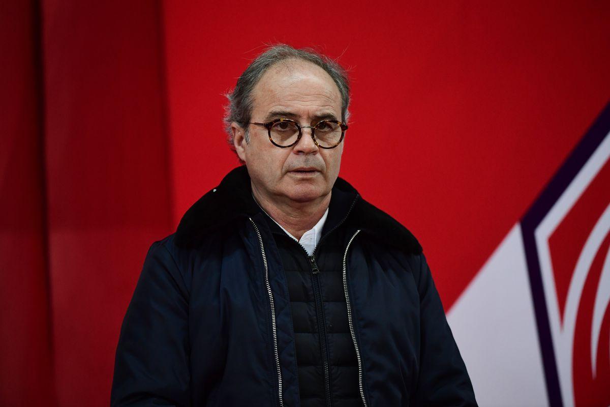 LOSC Lille v Paris-Saint-Germain - Ligue 1