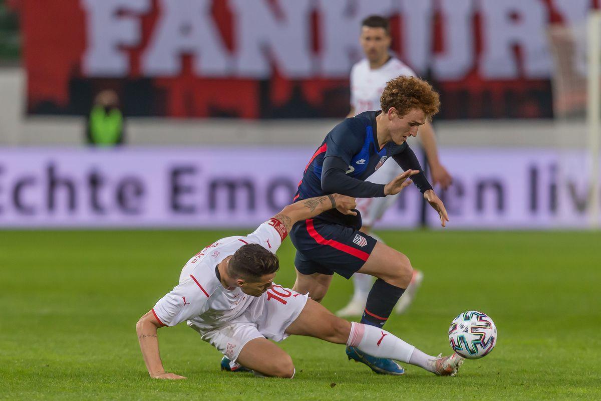 Switzerland v United States - International Friendly