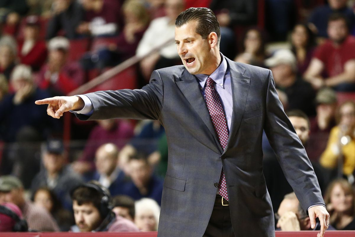 NCAA Basketball: Providence at Massachusetts