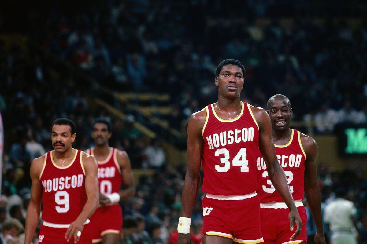 Houston Rockets vs. Boston Celtics