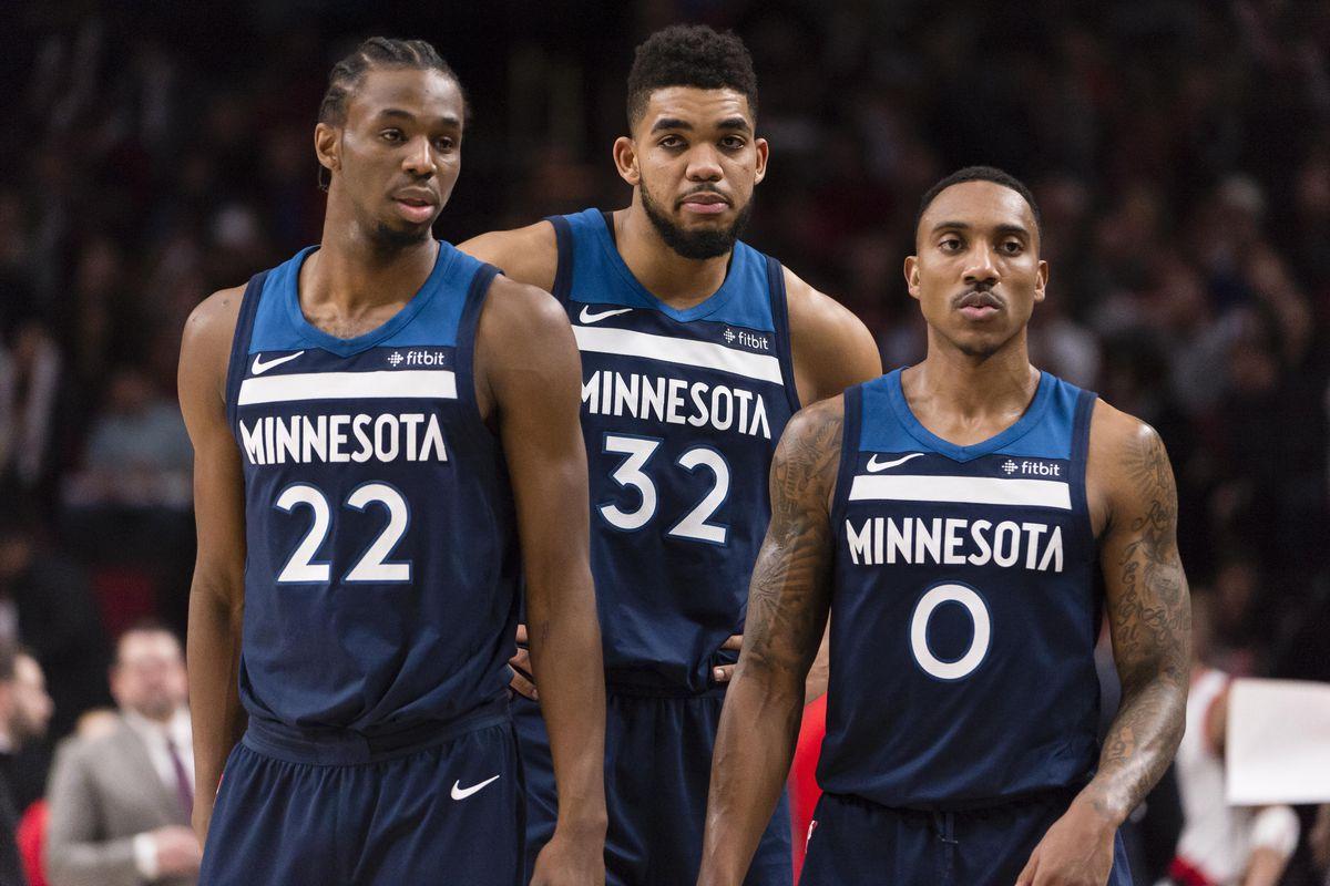 Portland Trail Blazers   Vs Minnesota Timberwolves