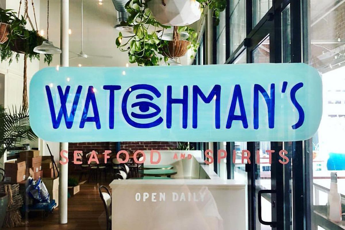 Watchmans Seafood And Spirits Opens June 19 At Krog Street Market