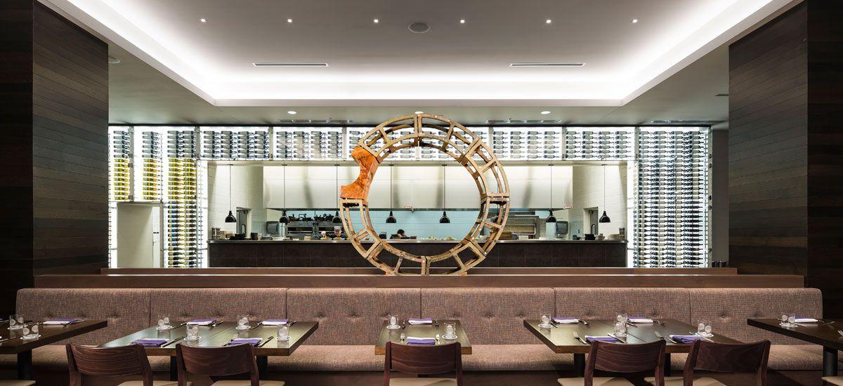 Cedar + Stone Urban Table. Photo courtesy the Marriott