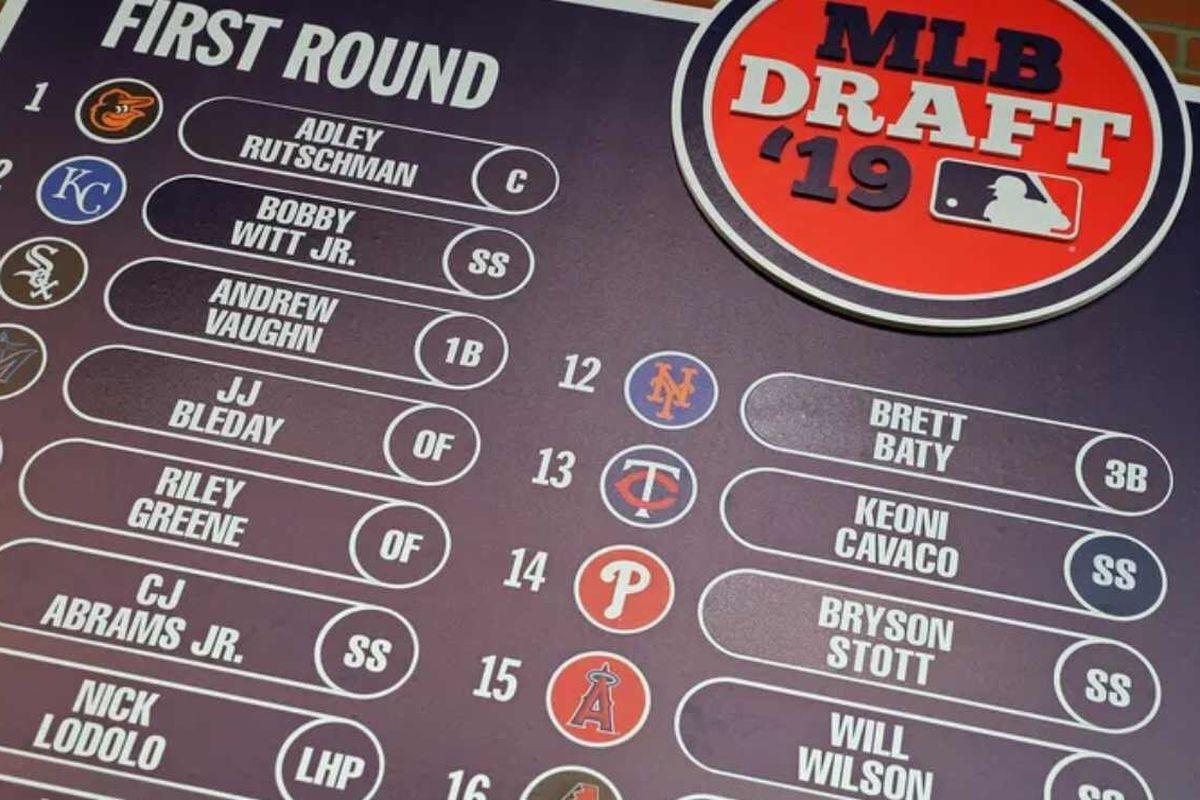 MLB Draft 2019