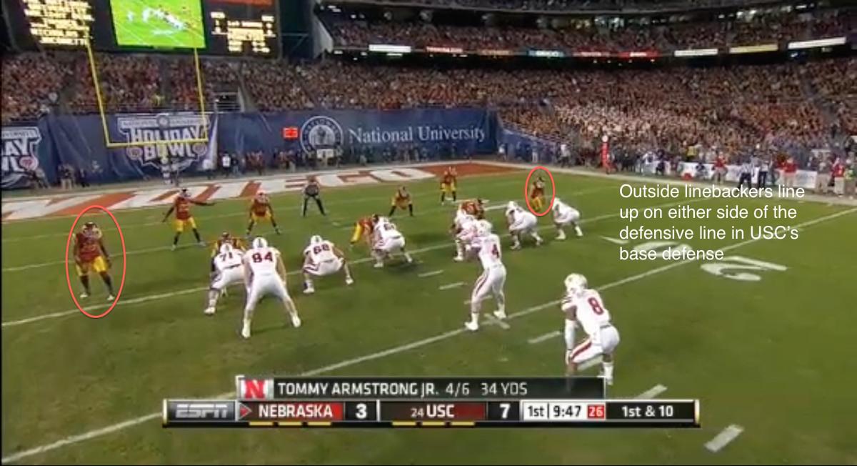 USC 5-2 Defense