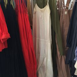 Ulla Johnson maxi dress, $150
