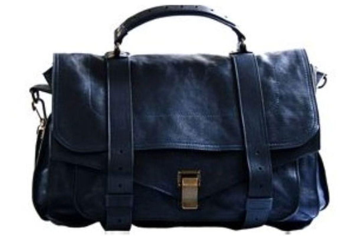 """Image via <a href=""""http://forum.purseblog.com/handbags-and-purses/proenza-schouler-ps1-bag-388422.html"""">Purse Forum</a>"""