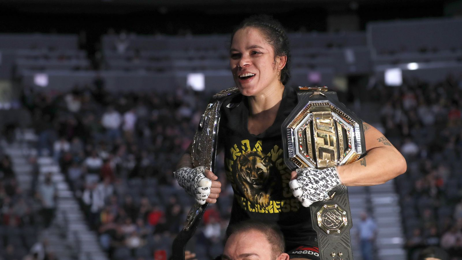 'Excited' Amanda Nunes expected to defend featherweight title at UFC 250 in Brazil