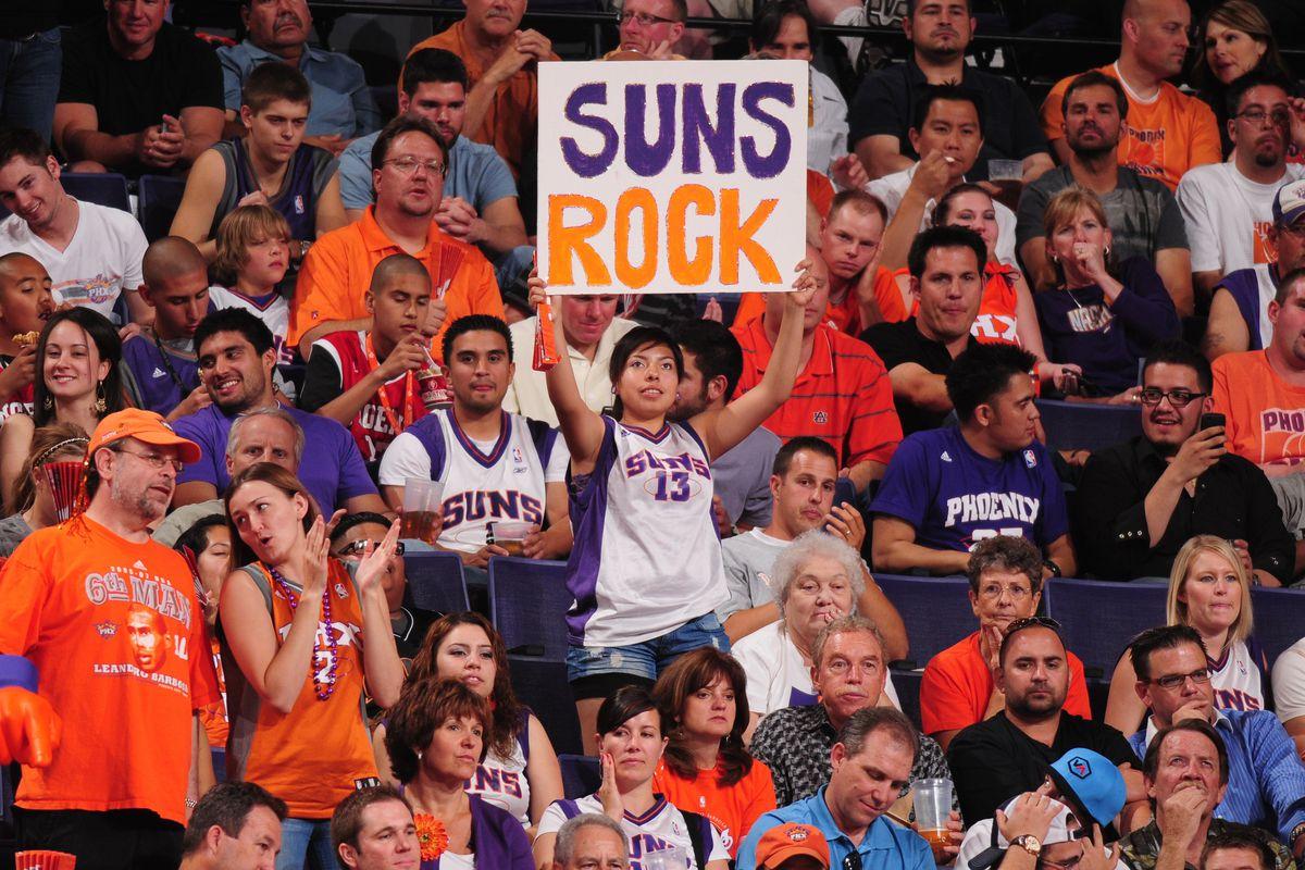 Portland Trail Blazers v Phoenix Suns, Game 5