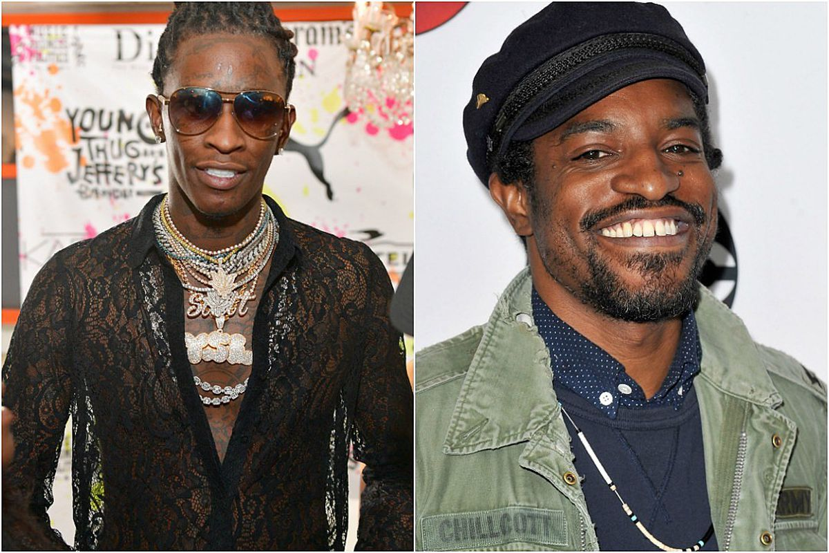 Young Thug, Andre 3000