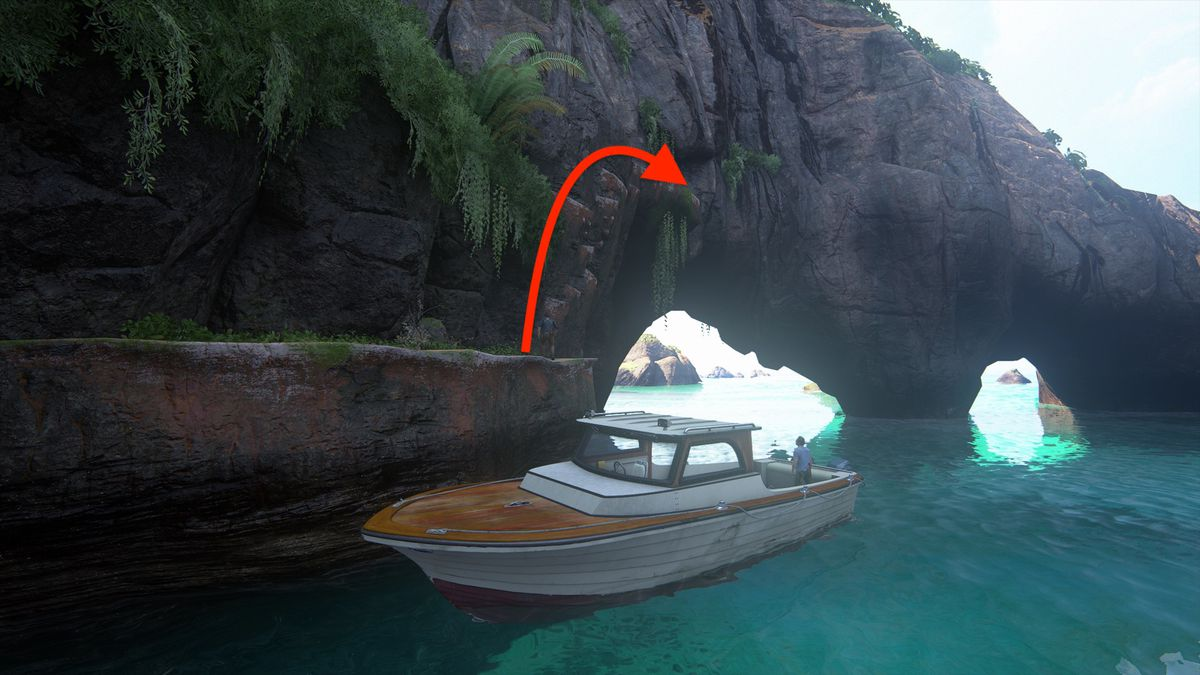 Uncharted 4: A Thief's End 'At Sea' treasures and collectibles locations guide