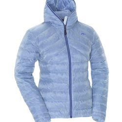"""<strong>KJUS</strong> Chromatic Down Jacket at North River Outfitter, <a href=""""http://www.northriveroutfitter.com/kjus-womens-chromatic-down-jacket/"""">$599</a>"""