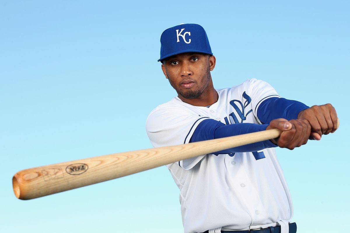 Alcides is in for 162 games and every inning.