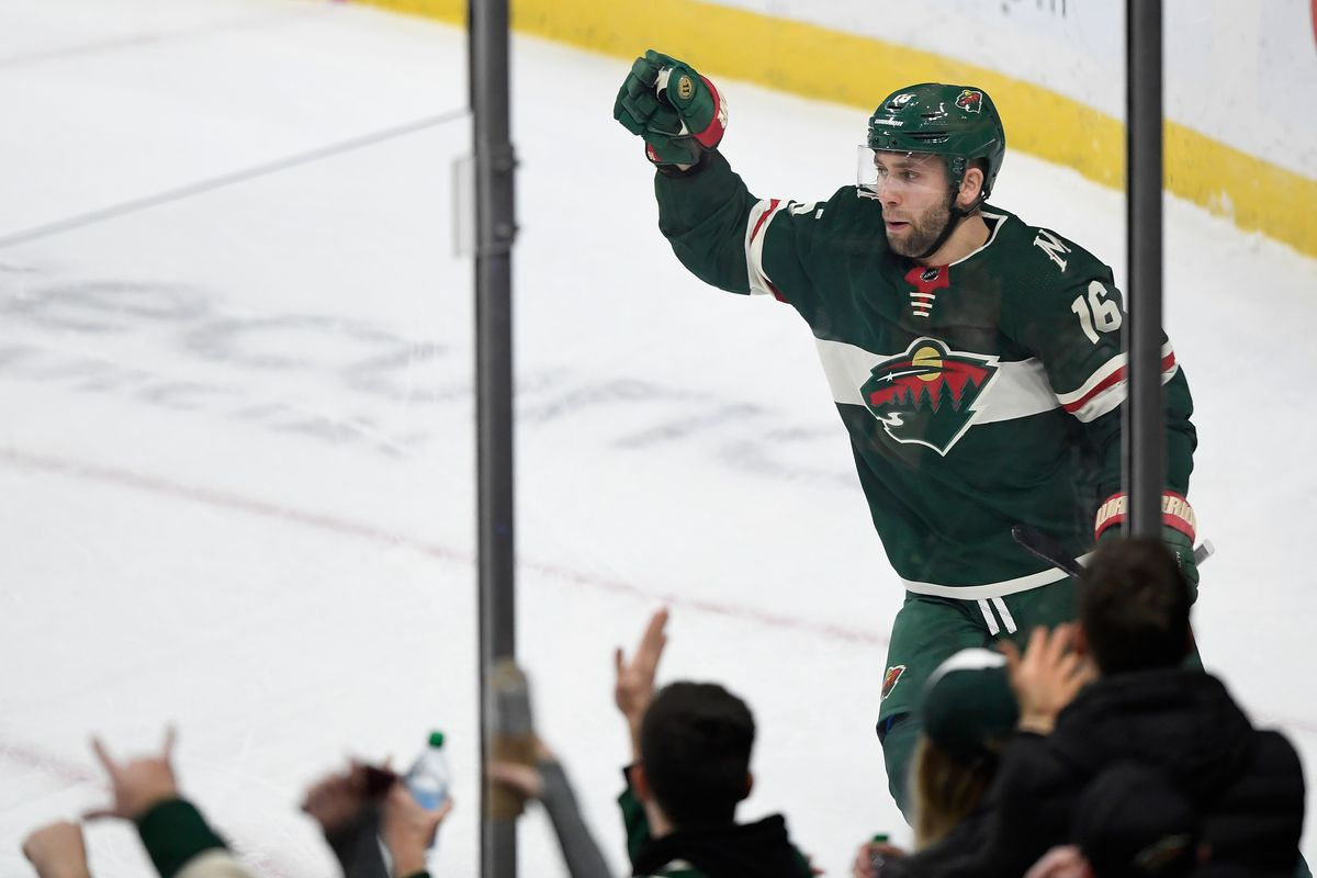Jason Zucker Has Surgery For Fractured Fibula Could Miss Six
