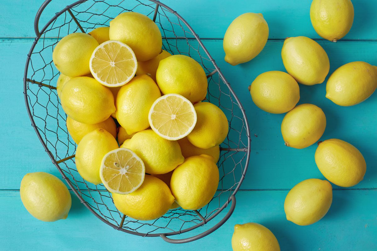 Fresh lemons are available all year, but their peak season is May through August.