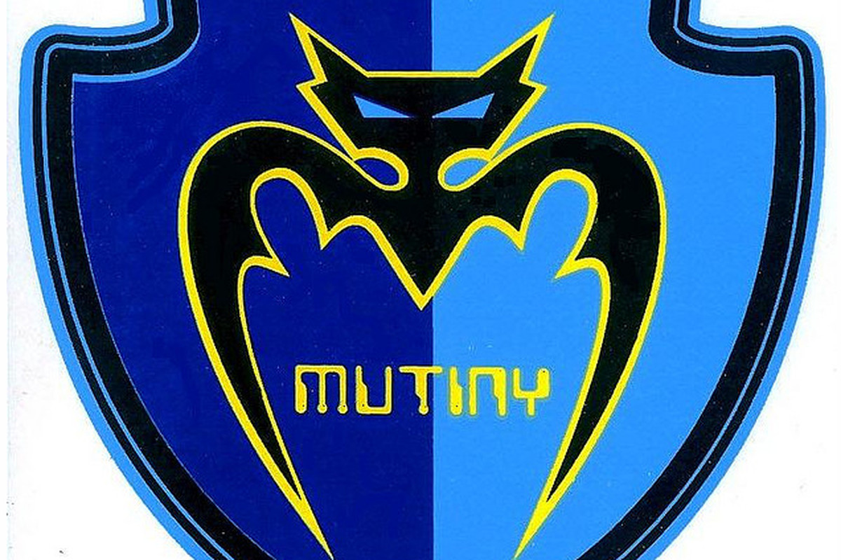 I always did like the Mutiny's logo and style! However, the state of Florida has not had top-flight soccer since 2001.