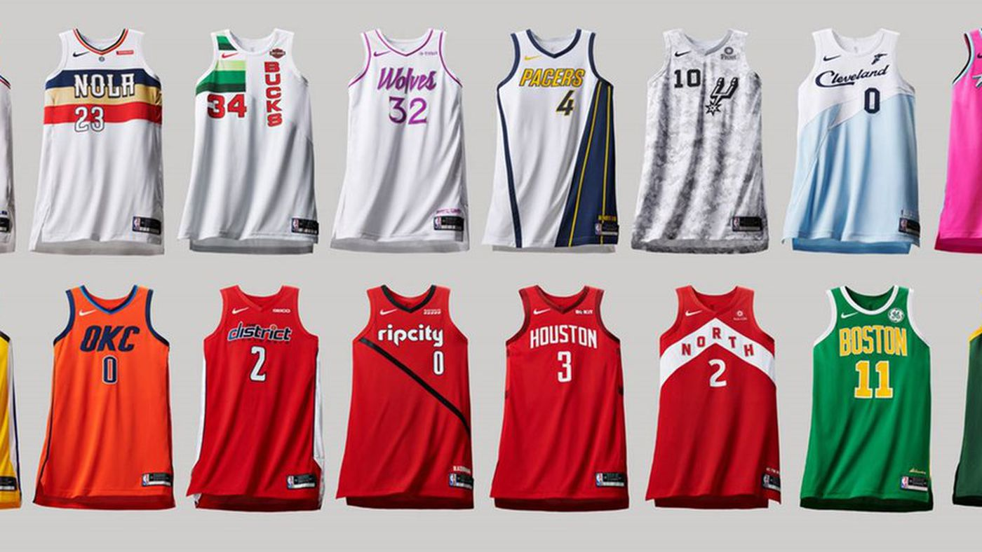 f268ff95c08 Nike s NBA Christmas jerseys aren t special anymore
