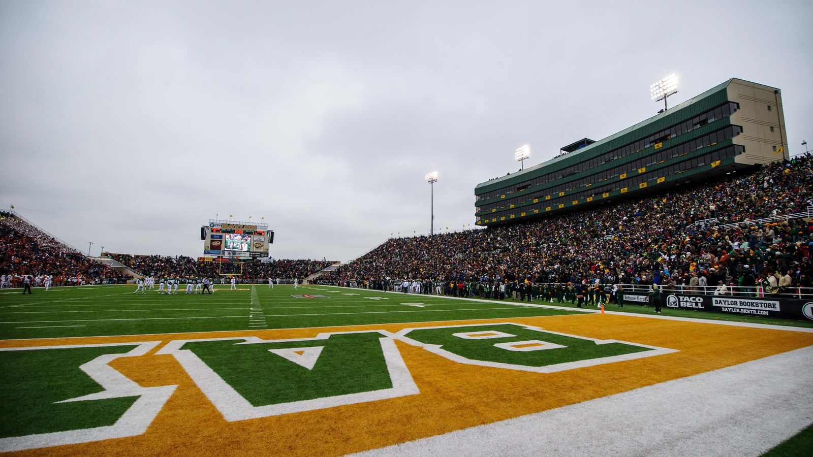 The Ten Worst Losses in Modern Baylor History