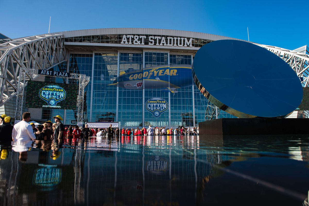 USC To Face Ohio State In Cotton Bowl