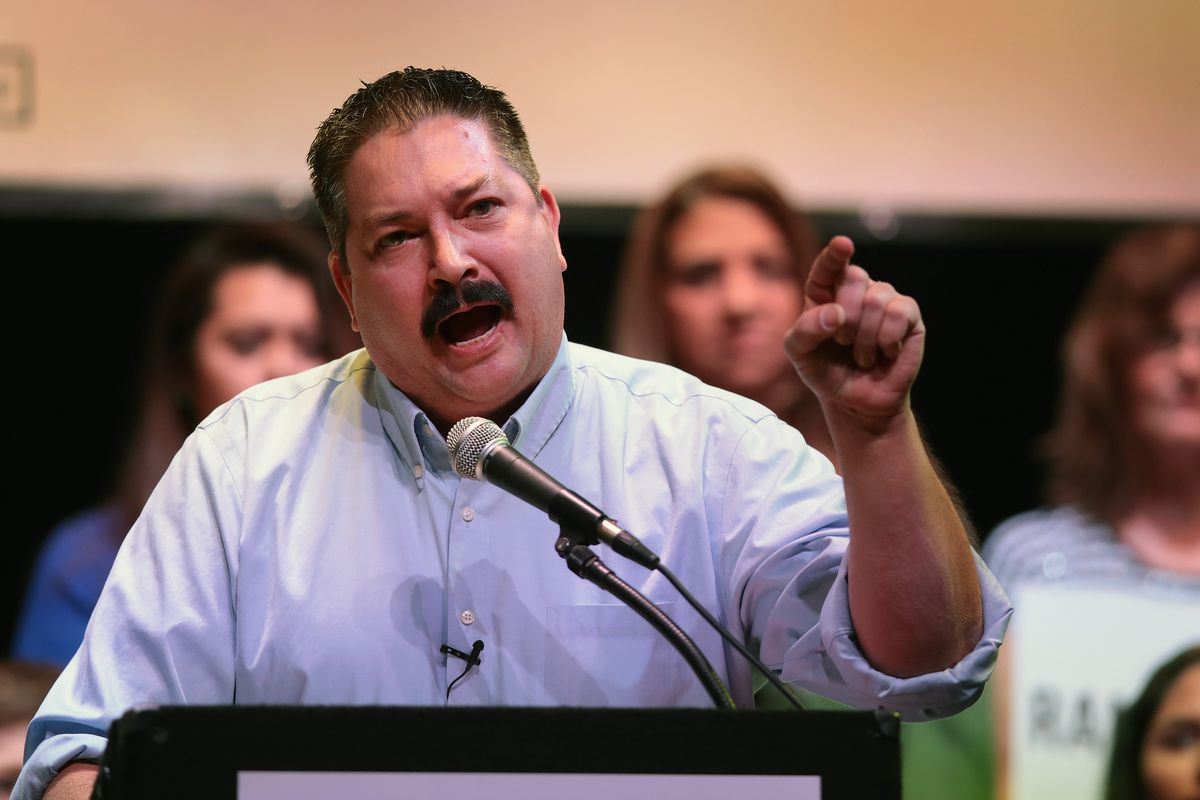 "Wisconsin primary results 2017: Randy ""Ironstache"" Bryce wins ..."