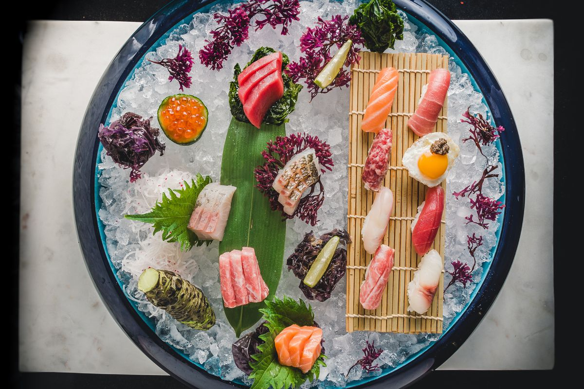 All you can eat sushi brunch is taking over London restaurants