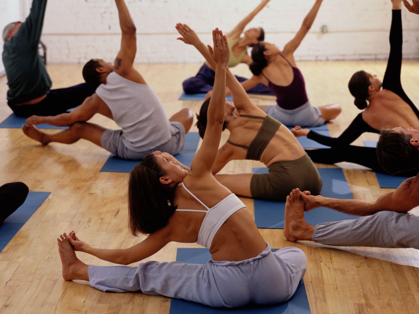 Easy Yoga Nyc
