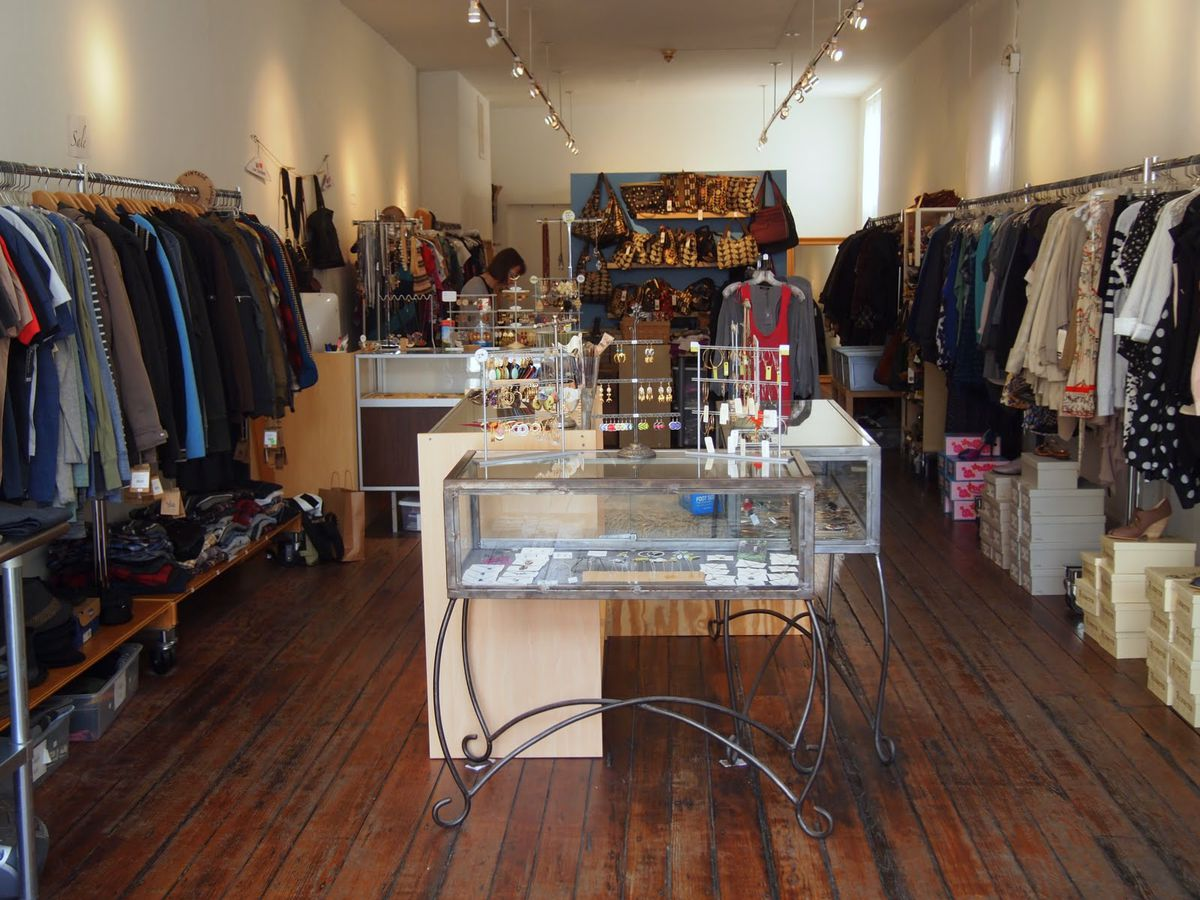 Old City's Lost + Found boutique.