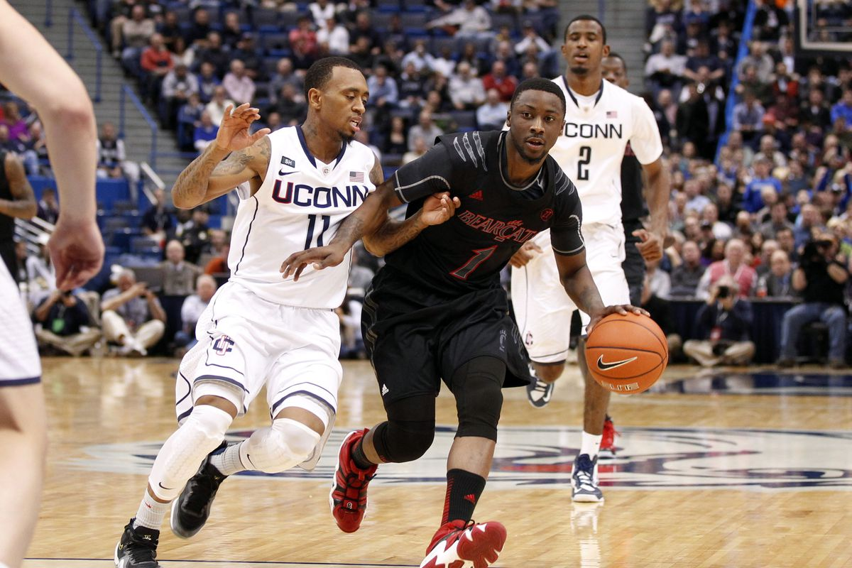 No recent pics of UC games.  For some reason, they're all of Xavier games.  Not sure why.  So here you go.