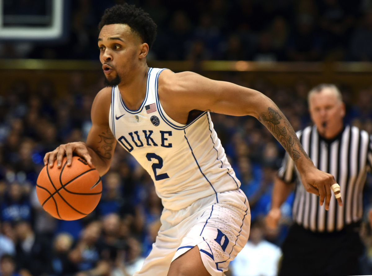 NCAA Basketball: Elon University at Duke