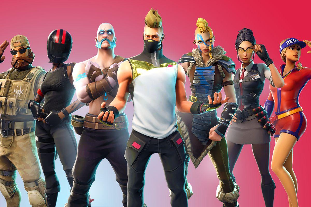 7 Fortnite character skins