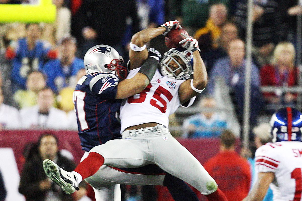 David Tyree's catch is the best Super Bowl moment in NFL history ...