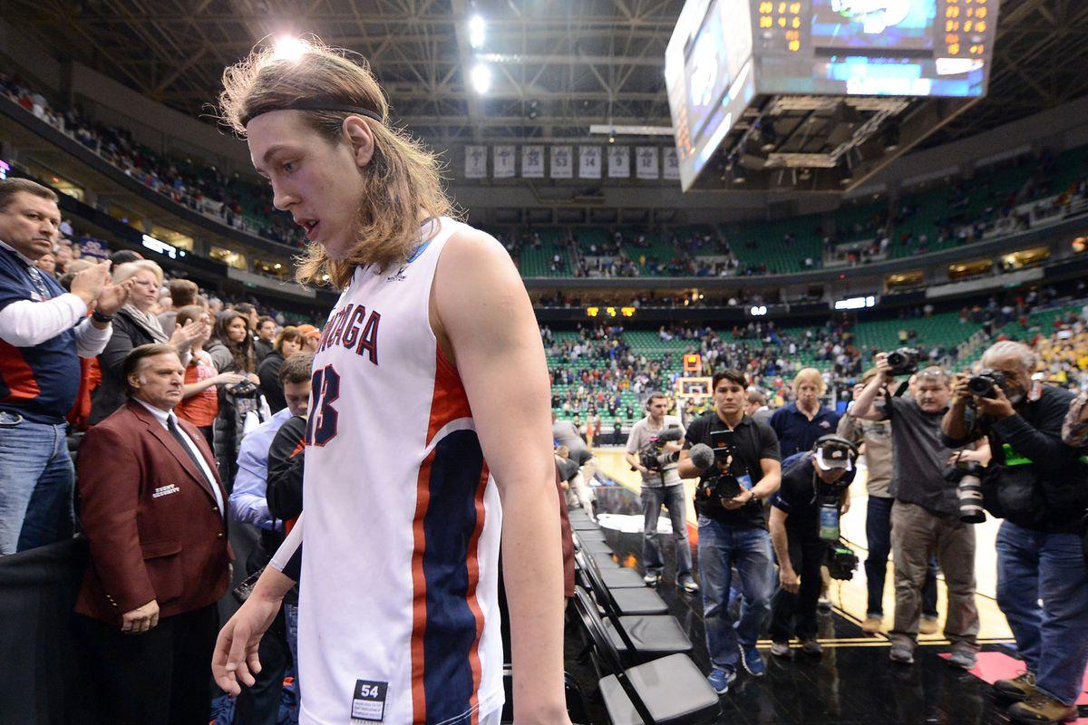 Have we seen the last of Olynyk in a Gonzaga uni ...