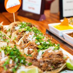 Tacos from Telmo Faria