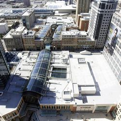 When City Creek Center opens it is estimated to generate $1 million in new sales tax revenue. But that direct financial impact is only part of the story of this years-in-the-making project to revitalize the downtown district.