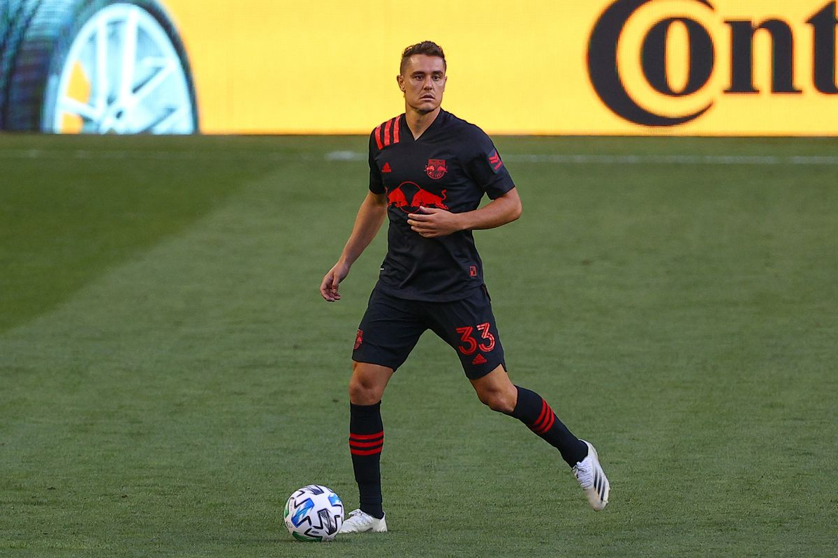 SOCCER: AUG 20 MLS New York City FC at New York Red Bulls