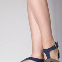 "$50 at <a href=""http://cridecoeur.myshopify.com/products/kate-strappy-flat-sandal"" rel=""nofollow"">Cri de Coeur</a>"