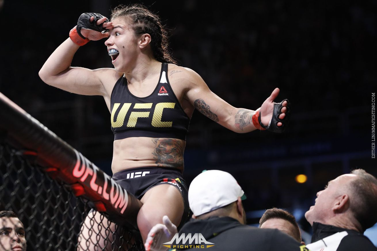 UFC fighters Claudia Gadelha, Jessica Andrade agree to fight