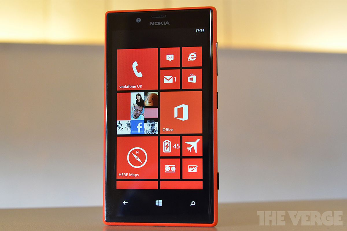 Lumia 720 stock
