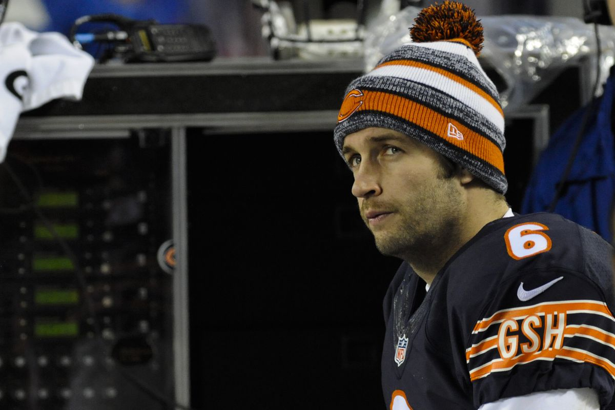 Can the Vikings stomp out Smokin' Jay Cutler and Marc Trestman for good on Sunday?