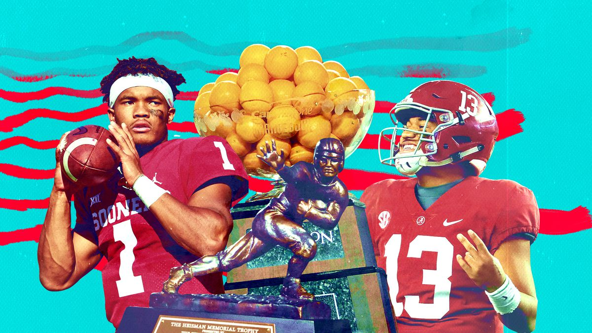 Tua Became One Of The Best Heisman Races Ever