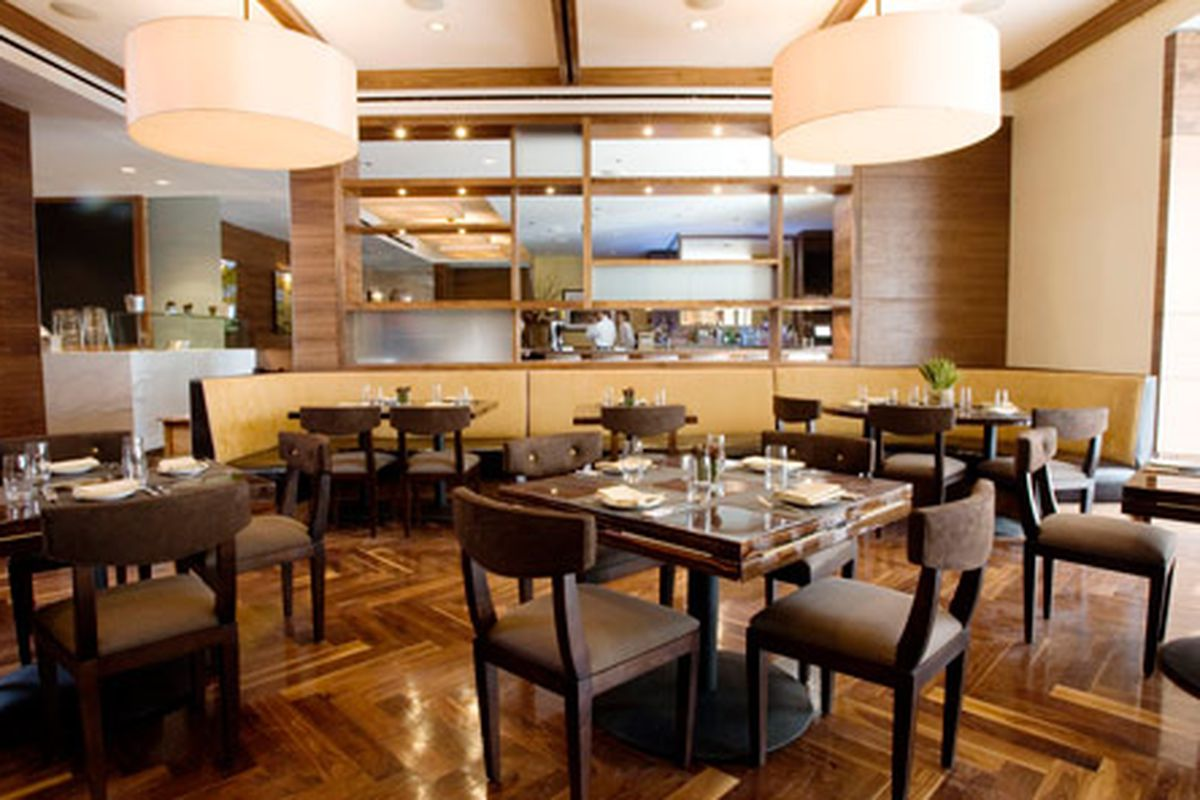 "<a href=""http://atlanta.eater.com/tags/blt-steak"">BLT Steak</a>. Photo courtesy of Green Olive Media."