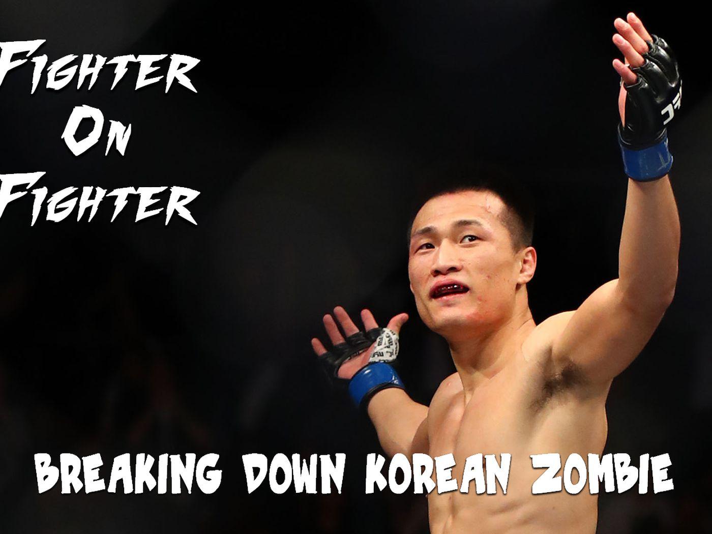 korean zombie