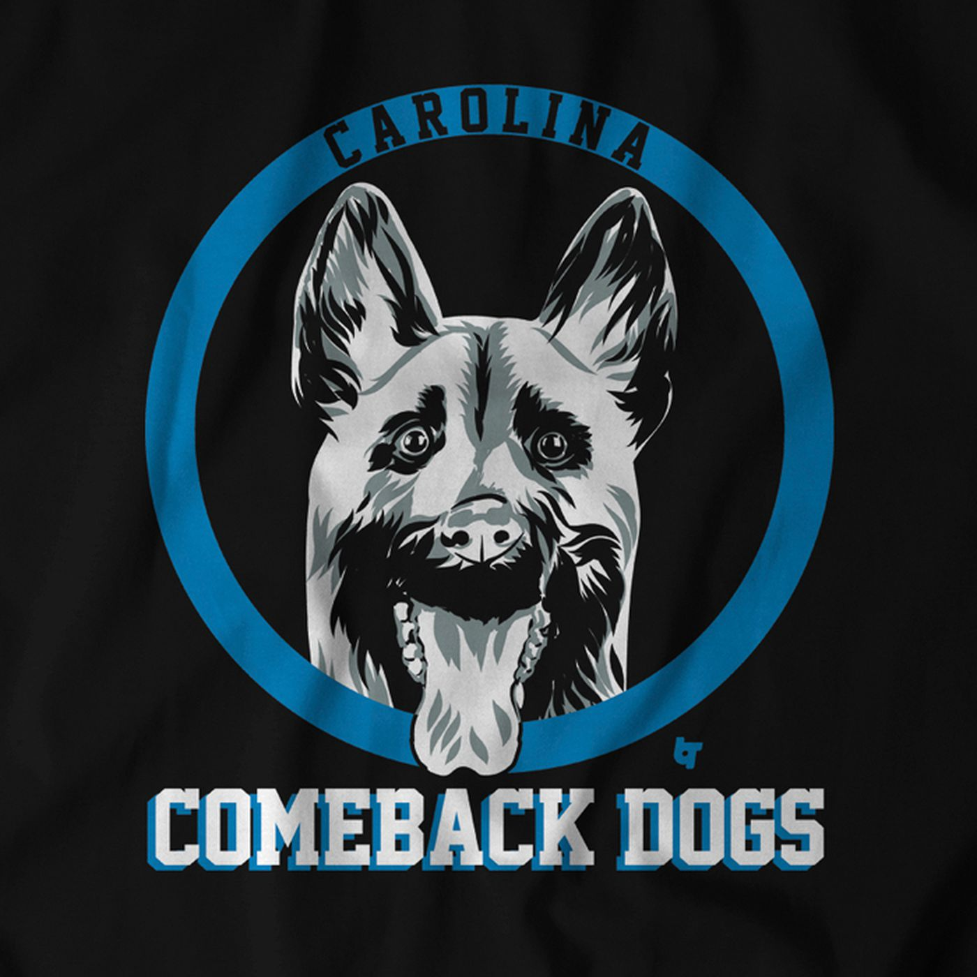 63a98152012 Get your 'Carolina Comeback Dogs' t-shirt from Breaking T! - Cat Scratch  Reader