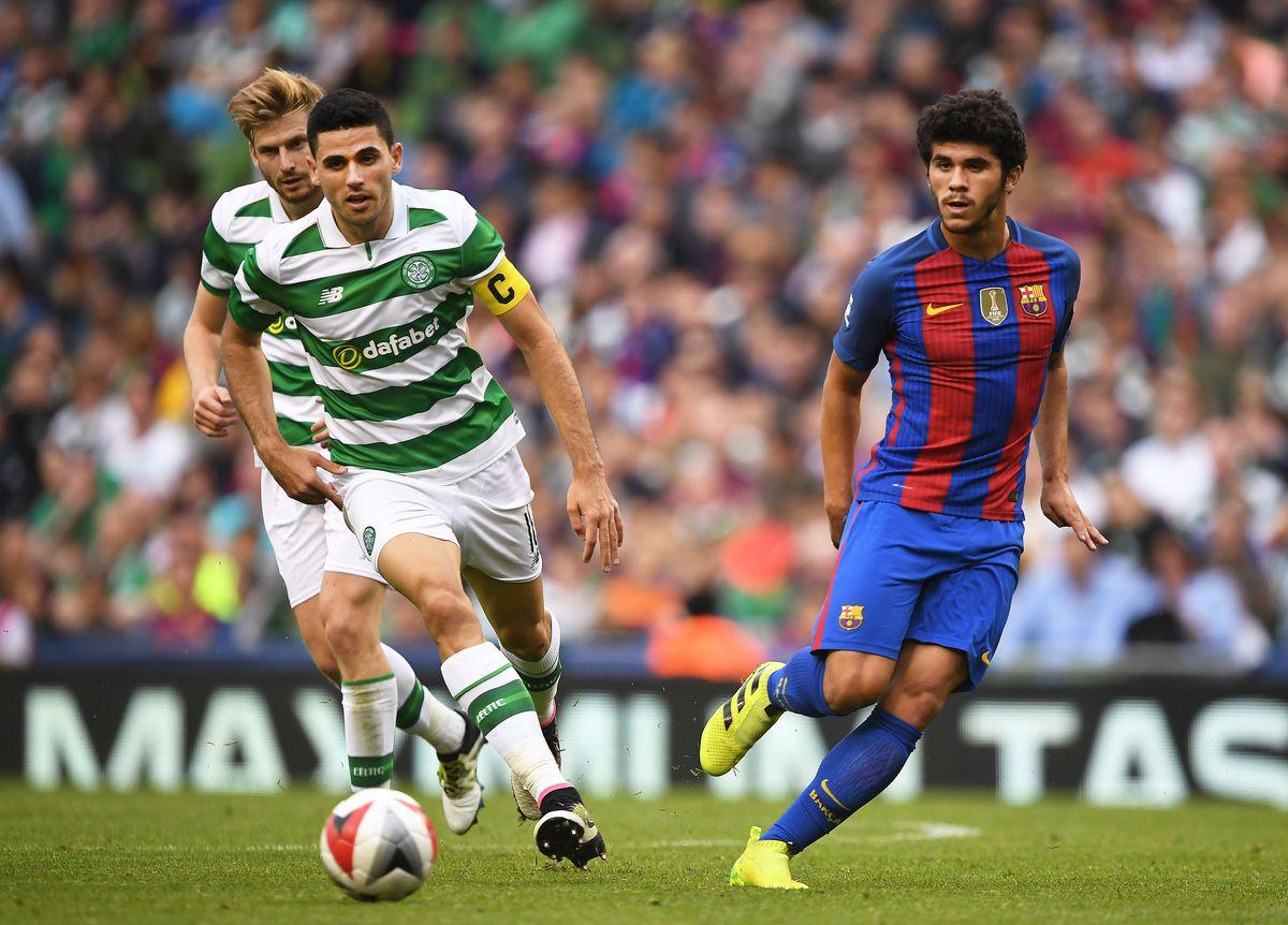 International Champions Cup 2016 - Celtic v Barcelona
