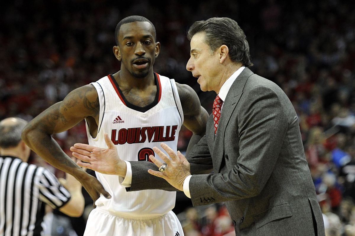 One reason Louisville has ascended to a top-5 ranking is the development of Russ Smith.