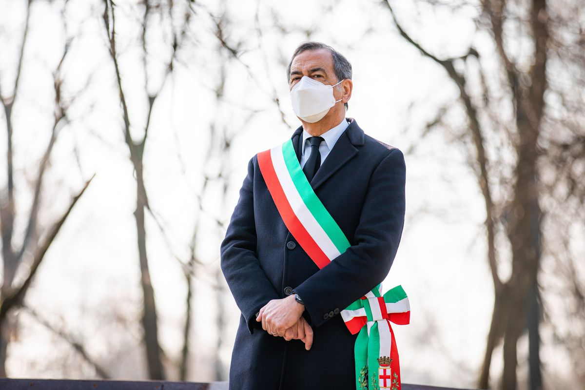 Giornata Dei Giusti Dell'Umanita Celebration Day In Milan